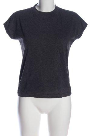 Kauf Dich Glücklich T-Shirt hellgrau meliert Casual-Look