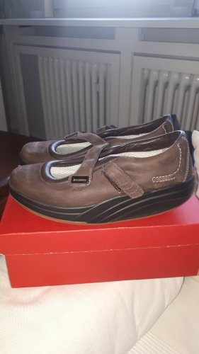 MBT Comfortabele sandalen bruin