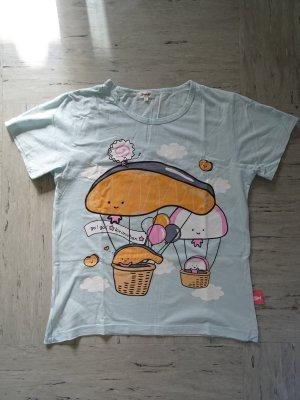 "Kawaii T-Shirt mit ""kirimichan"" Aufdruck (original aus Japan)"