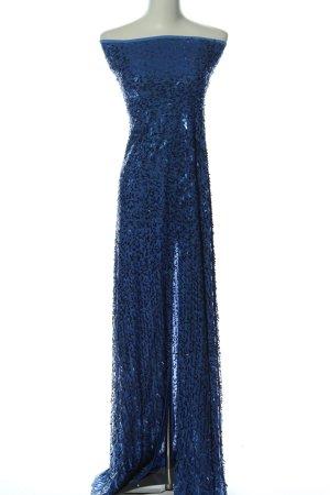 Kbk Maxi abito blu elegante