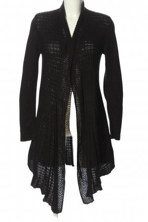 Kbk Strickjacke schwarz Casual-Look