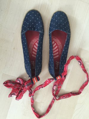 Keds, Ballerinas, Sandalen mit Bänder zum schnüren