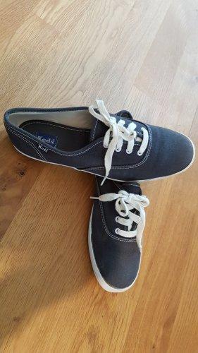 Keds Zapatos brogue azul-azul oscuro