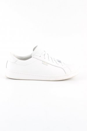 Keds Sneakers met veters wit casual uitstraling