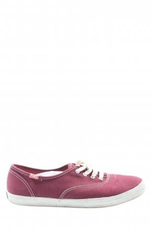 Keds Schnürsneaker pink Casual-Look