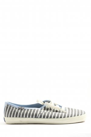 Keds Lace-Up Sneaker striped pattern casual look