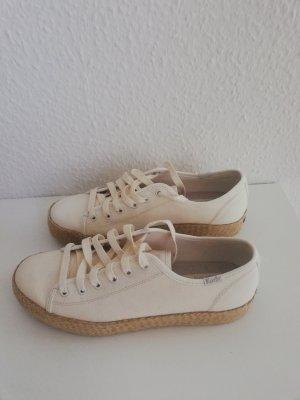 Keds Sneaker con tacco bianco