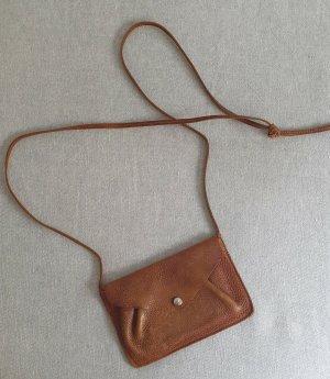 Keecie kleine Leder- Handtasche, neu