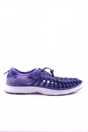 Keen Slip-on Sneakers blue-white casual look