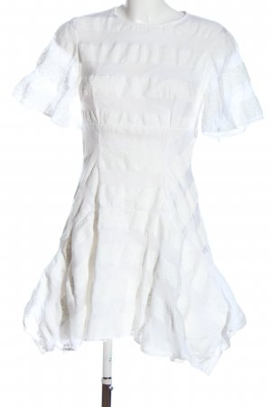Keepsake Sommerkleid weiß Casual-Look
