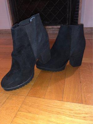 Keil Absatz Schuh