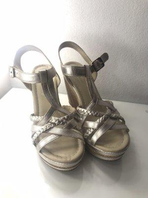 Fifth Avenue Plateauzool sandalen veelkleurig