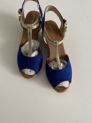 Keil -Sandaletten gr 40  neu ohne Etikett