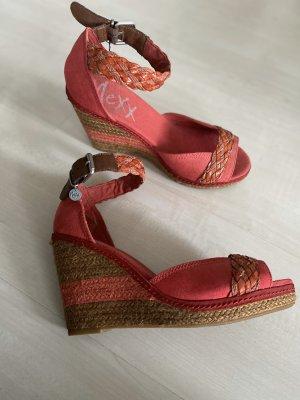 Keil-Sandaletten in Gr.38