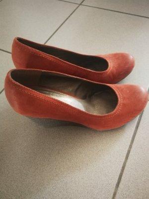 Graceland Zapatos de cuña multicolor