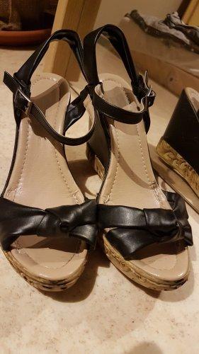 Keilabsatz Sandalen 36
