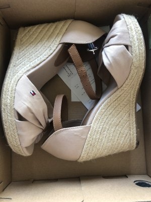 Keilabsatz Sandalen - Tommy Hilfiger