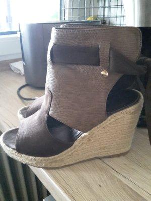 Keilabsatz Sandaletten grösse 38