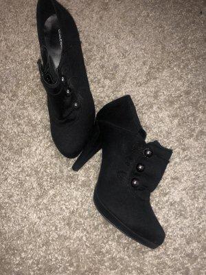 Keilabsatz Schuh