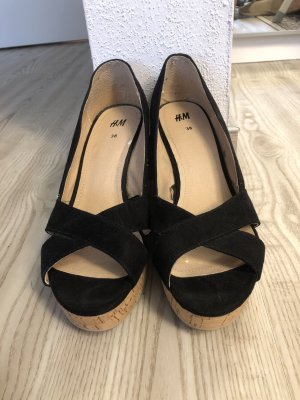 Keilabsatz Schuhe