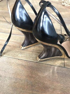 Keilabsatz-Schuhe