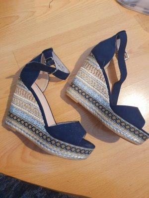 Catwalk Espadrille sandalen veelkleurig