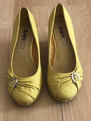 Keilabsatz Schuhe Gr.38
