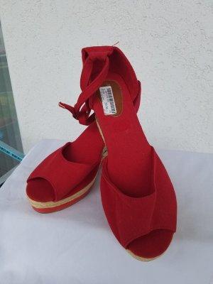Keilabsatz Schuhe gr.39