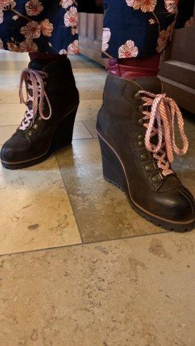 ASH Low boot brun