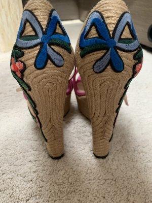 Gucci Platform Sandals pink