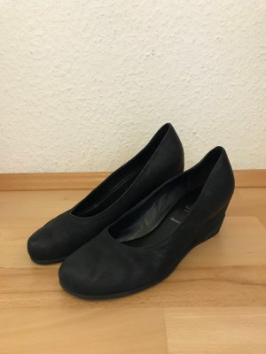 Högl Wedge Pumps black leather