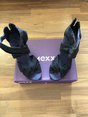 Mexx Zapatos de cuña negro