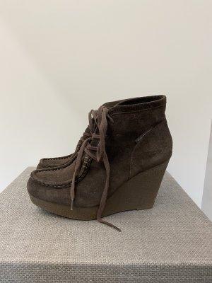 Calvin Klein Scarpa stringata marrone scuro