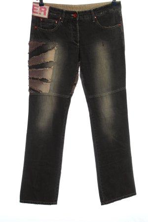 Kejo Straight-Leg Jeans