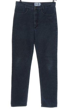 Kejzar's Cotton Line Straight-Leg Jeans