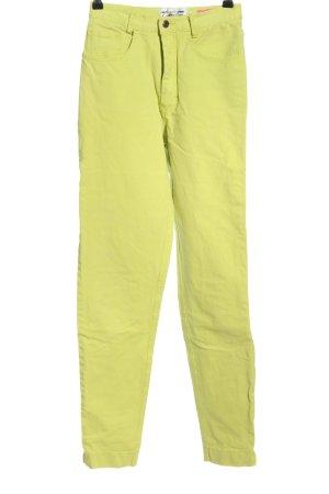 Kejzar's Cotton Line Jeans stretch vert style décontracté