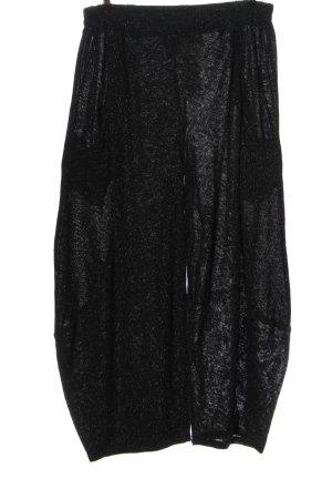 Kekoo Culotte noir style décontracté