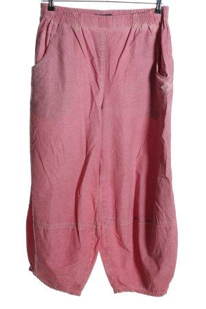 Kekoo Flodderbroek roze casual uitstraling