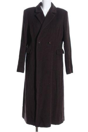 Kemper Wool Coat brown business style
