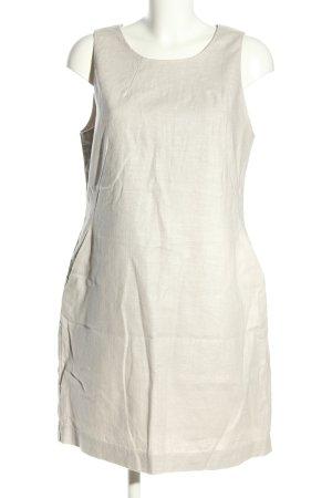 Kenar A-Linien Kleid hellgrau meliert Casual-Look