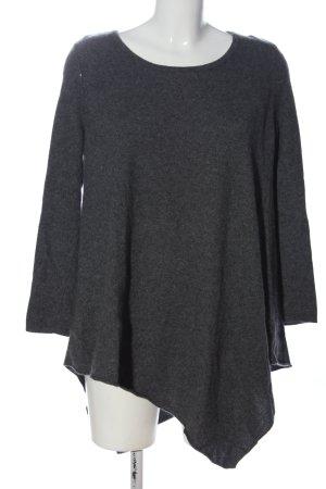 Kenar Cashmere Jumper light grey casual look
