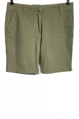 Kenar Pantaloncino a vita alta cachi stile casual