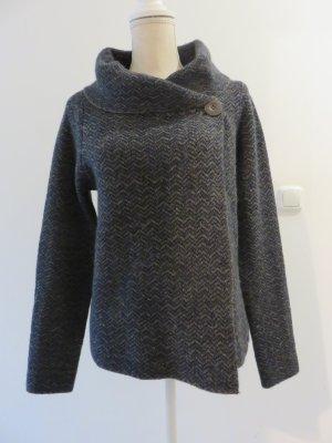 Kenar - Jacke -  Strick - mit Wolle - Größe M