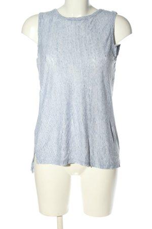 Kenar Long Top white-blue allover print casual look