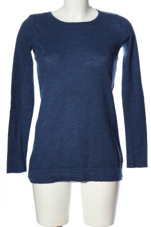Kenar Strickpullover blau Casual-Look