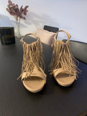 Kendall + Kylie Aries Tassel Heels