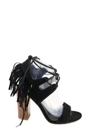 Kendall + Kylie High Heel Sandaletten schwarz Elegant
