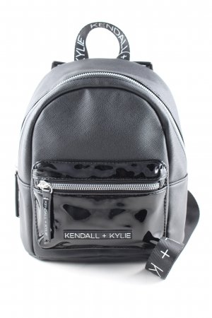 Kendall + Kylie Kindergartenrucksack schwarz Casual-Look