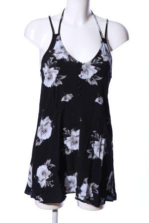 Kendall + Kylie Minikleid Blumenmuster Elegant