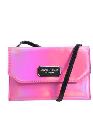 Kendall + Kylie Minitasje roze casual uitstraling